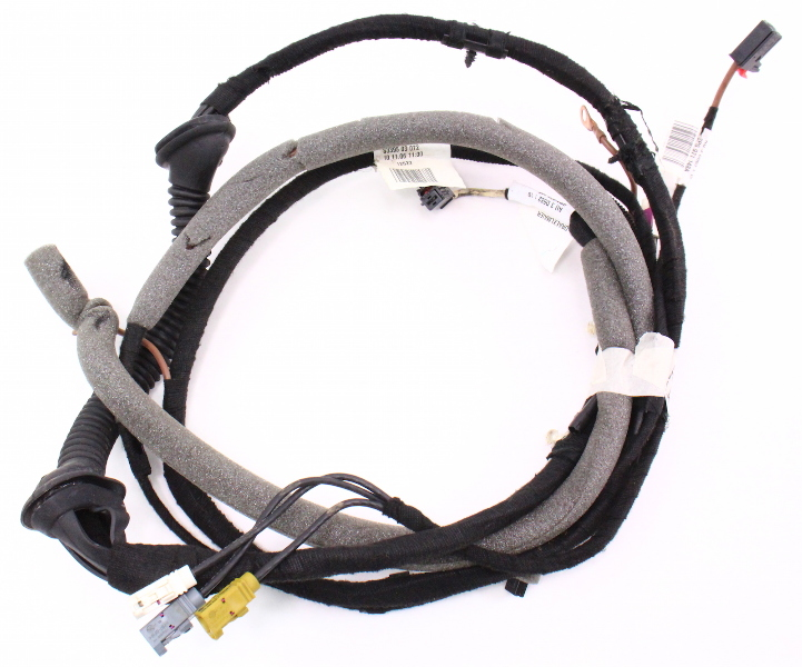 Hatch Antenna Wiring Harness 06-08 Audi A3 Genuine - 8P4 971 726 E