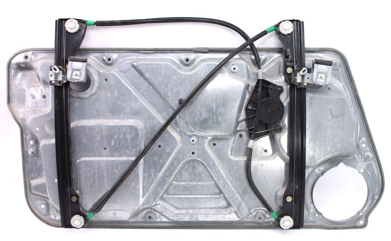 RH Window Regulator Track 98-10 VW Beetle Coupe - Genuine - 1C0 837 756 D