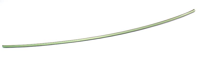 LH Roof Seal Drip Trim Molding 98-05 VW Beetle - LG6V Cyber Green - Genuine