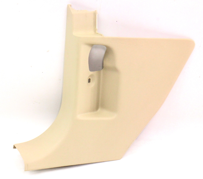 Lh Kick Panel Trim Vw New Beetle - Cream Beige - Genuine