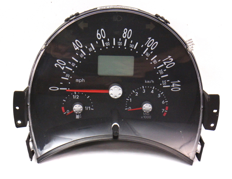 Cp Gauge Instrument Cluster Vw Beetle Auto Speedometer C L on 99 Vw Beetle Fuse Diagram