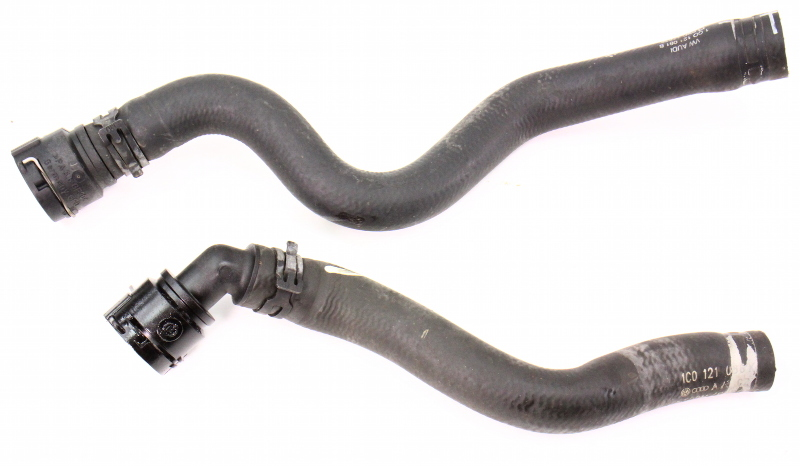 Heater Core Coolant Line Hose 98 05 Vw Beetle 2 0