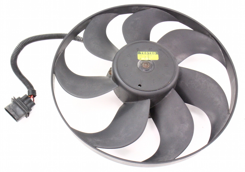 LH Electric Cooling Fan Motor 98 05 VW Beetle Genuine