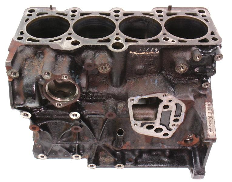Bare Engine Short Block 03-05 VW Jetta Golf MK4 Beetle 2.0 BEV