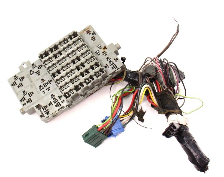 Mk1 Golf Fuse Box For Sale : Fuse relay box panel wiring vw jetta rabbit gti