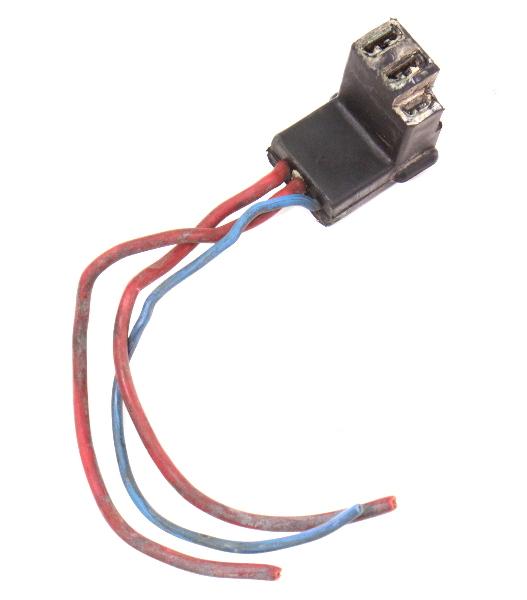 Alternator Wiring Plug Pigtail Connector Vw Jetta Rabbit
