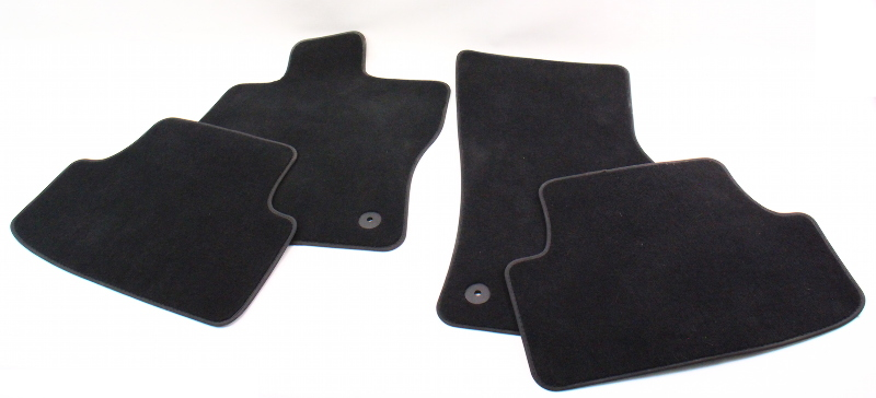 Genuine VW Complete Floor Mat Set 2015-16 VW Golf GTI Sportwagen MK7 5GM 864 435