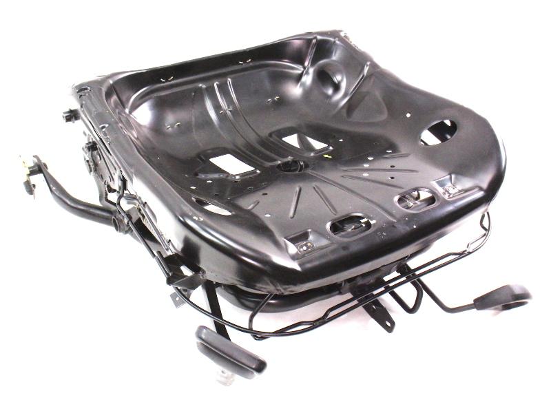 Rh Front Seat Base Frame Track Slider 96 01 Audi A4 B5 border=