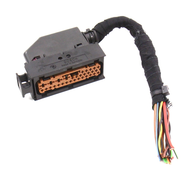 ABS Pump Module Pigtail Plug Connector 99-02 Audi A4 A6 VW