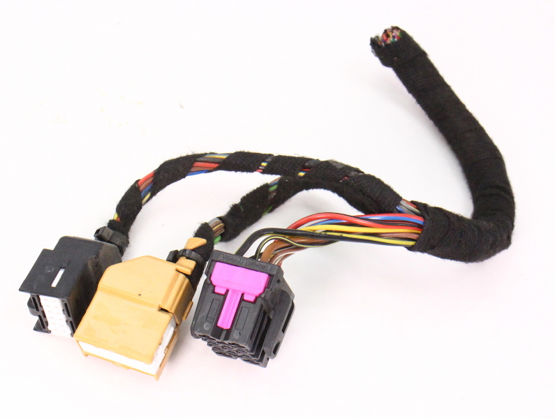 Vacuum Pump Lock Plug Wiring Pigtails Connectors 96 02