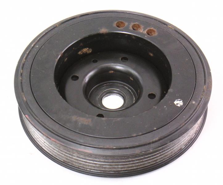 Crank Pulley Harmonic Balancer 09-12 Audi A4 B8 A5 - 2.0T CAEB - 06H 105 243 G