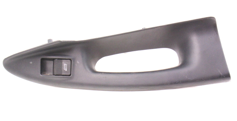 Rh Rear Door Panel Handle Window Switch Trim 96