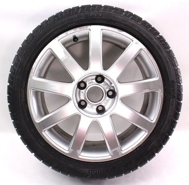 full size spare alloy wheel rim tire 17 5x112 audi a4 a6 8d0 601 025 aa carparts4sale inc. Black Bedroom Furniture Sets. Home Design Ideas