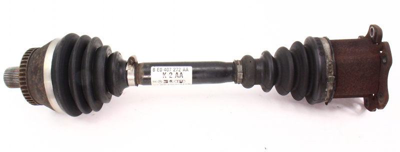 Rh Front Axle Cv Drive Shaft 02