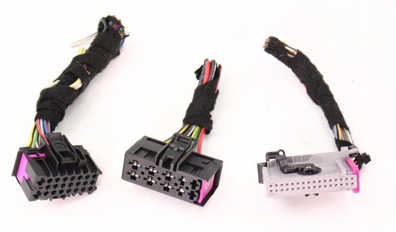 CECM Module Wiring Harness Pigtail 02-05 Audi A4 S4 B6