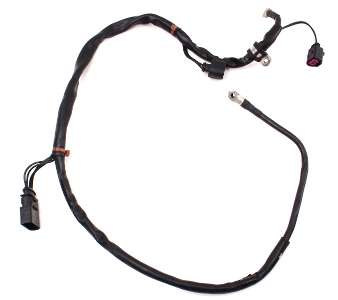 cp037750 alternator starter ac wiring harness 00 01 vw jetta golf beetle mk4 18t carparts4sale, inc products vw jetta alternator wiring harness at webbmarketing.co
