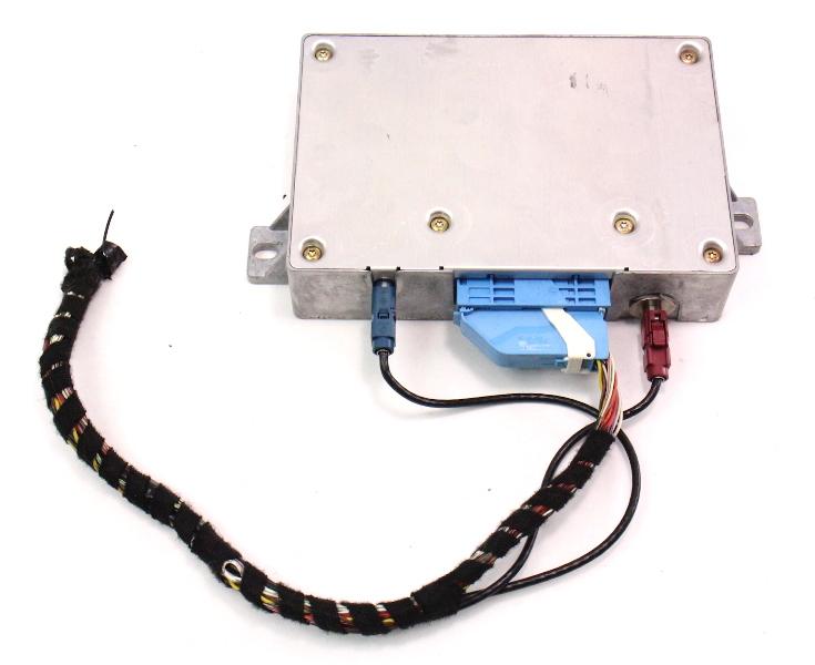 Telematik Gps Control Module Computer 04-06 Vw Phaeton