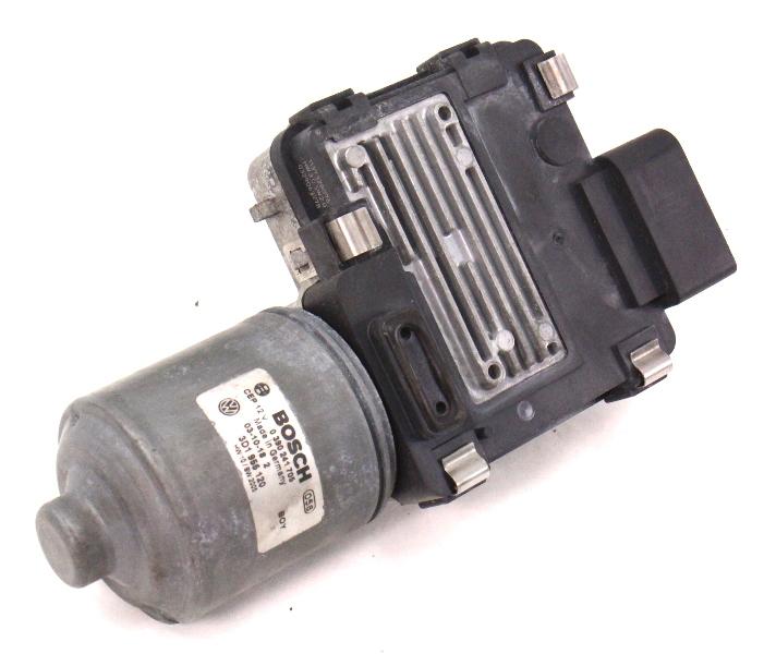 Rh Windshield Wiper Motor 04-06 Vw Phaeton - Genuine