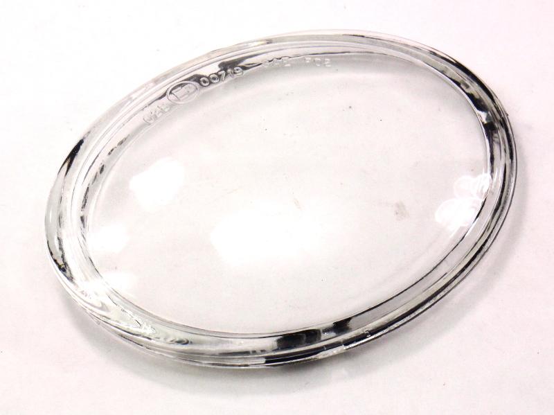 Rh Fog Driving Light Lamp Lens 04-06 Vw Phaeton