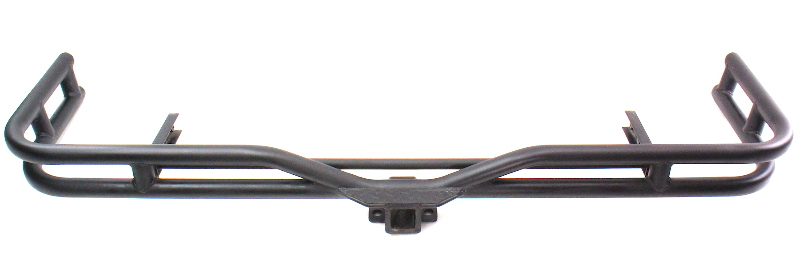 heavy duty rear bumper  u0026 hitch 80