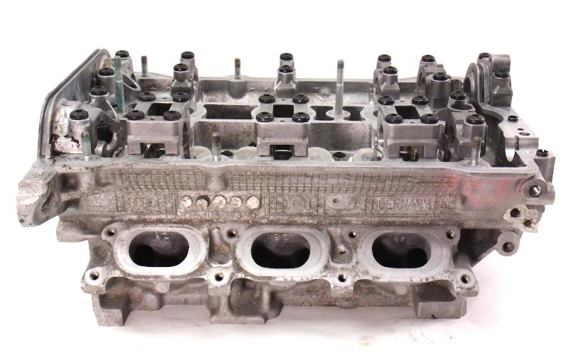 Rh Cylinder Head 00 02 Audi A6 Allroad S4 B5 2 7t Apb