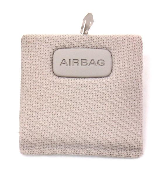 RH B Pillar Airbag Trim Cap 98-04 Audi A6 C5 Biege - Genuine
