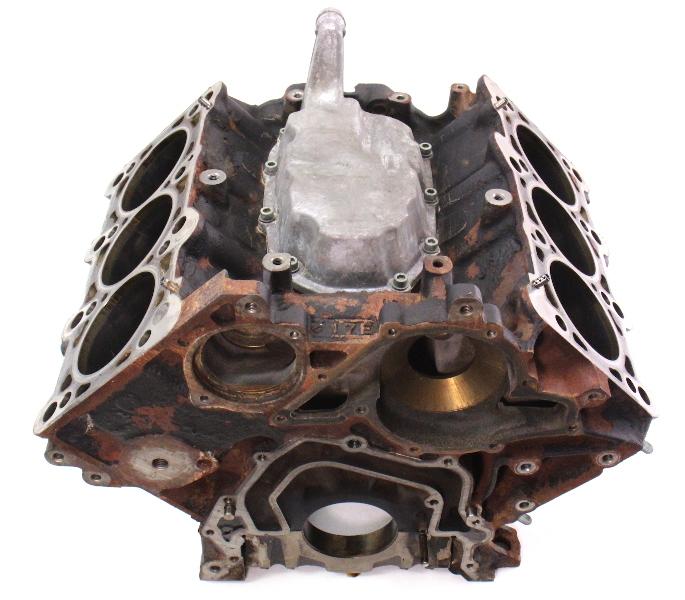 Cp Bare Engine Cylinder Block Audi S B A C T Apb Genuine