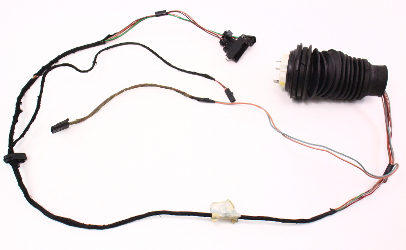 lh front door wiring harness 93 95 vw golf gti cabrio mk3 2 door lh front door wiring harness 93 95 vw golf gti cabrio mk3 2 door