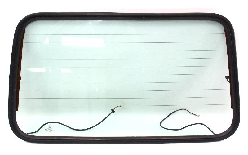 Convertible Top Rear Window Glass 80 93 Vw Rabbit