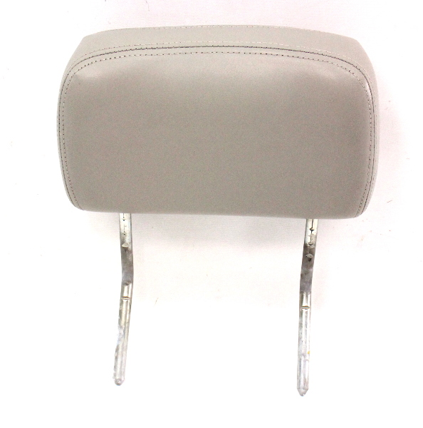 Front Headrest 85-93 VW Rabbit Cabriolet MK1 -  Gray Head Rests - Genuine