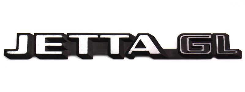 Trunk Emblem Rear Badge Logo 85