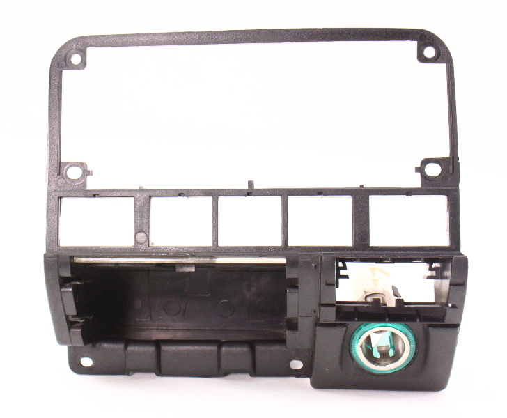 center dash switch lighter ash tray trim vw jetta golf gti