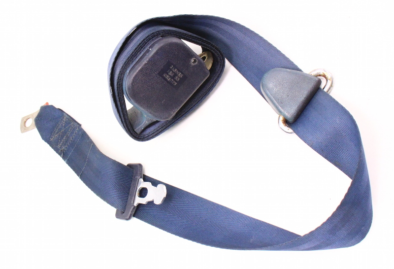 Rh Front Seatbelt Shoulder Seat Belt Blue 81