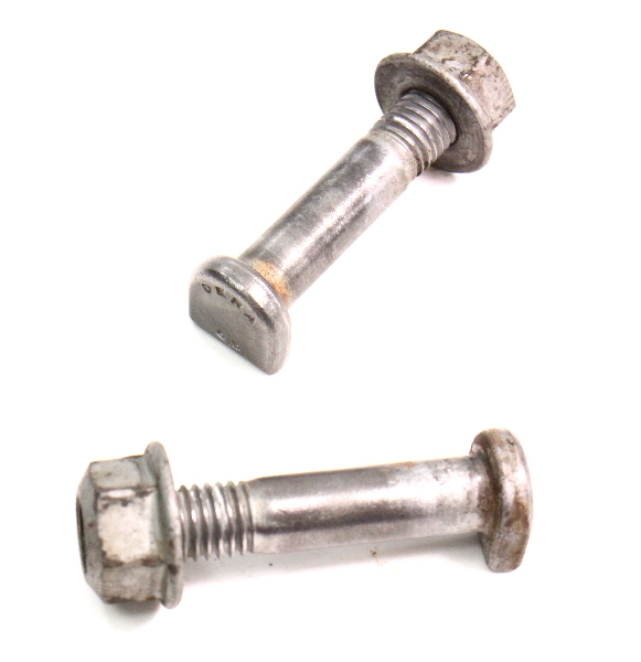 Front Spindle Knuckle Upright Pinch Bolts 98 04 Audi A6 Genuine