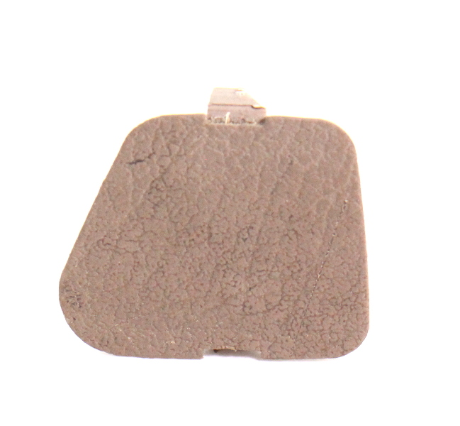 LH Kick Panel Cap Plug Screw Cover 98-04 Audi A6 C5 Melange Beige - 4B0 864 437