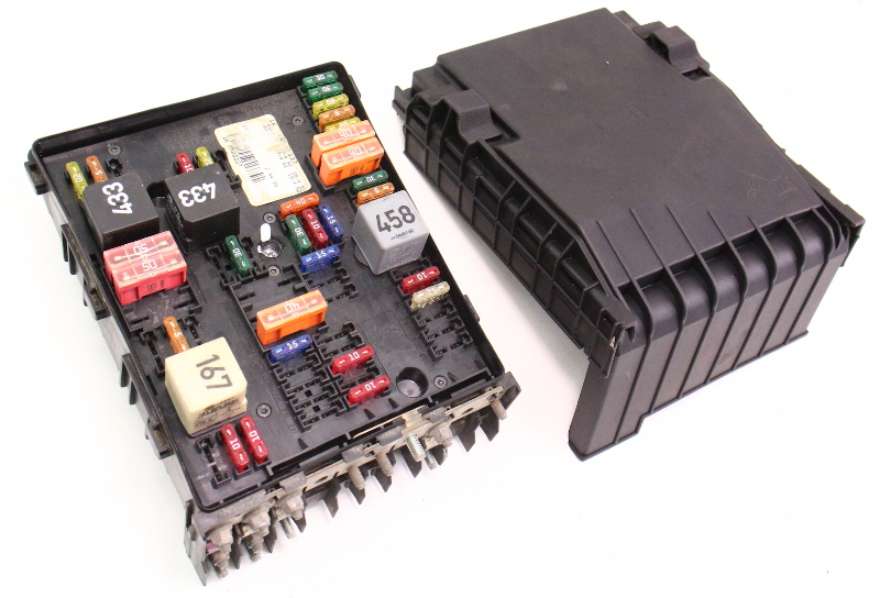 34 2006 Volkswagen Jetta 25 Fuse Box Diagram