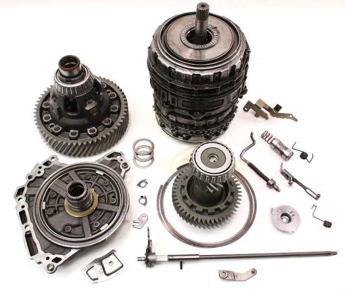 Transmission For Volkswagen Jetta: Automatic Transmission Internal Parts Gears Baskets 05-10