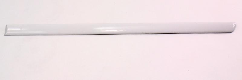 Cp Lh Rear Door Molding Strip Trim Vw Jetta Golf Mk White J B