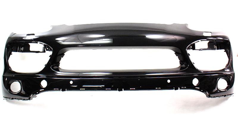front bumper cover 11 14 porsche cayenne s genuine 7p5. Black Bedroom Furniture Sets. Home Design Ideas