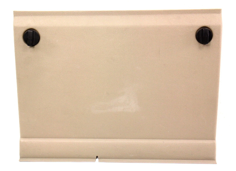 LH Trunk Side Door Cover Panel 90-97 VW Passat Wagon B3 B4 - Beige - 333 867 461