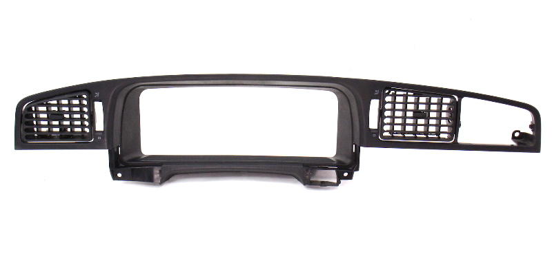 Dash Vent Gauge Trim Panel Surround Vw Passat 95 97 B4
