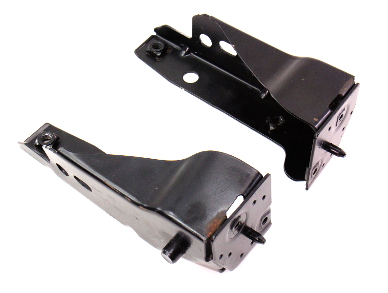 Front Bumper Mount Brackets 95 97 Vw Passat B4 Genuine
