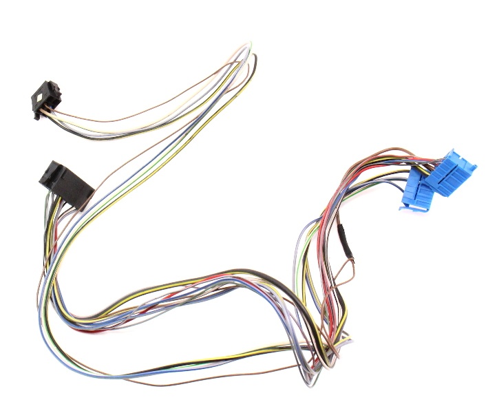 headlight head switch wiring harness vw 95 97 passat b4. Black Bedroom Furniture Sets. Home Design Ideas