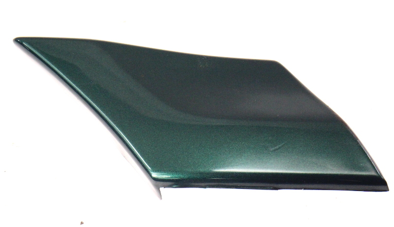 RH Rear Small Quarter Molding Trim 95-97 VW Passat B4 LC6P Green - 3A0 853 536 A