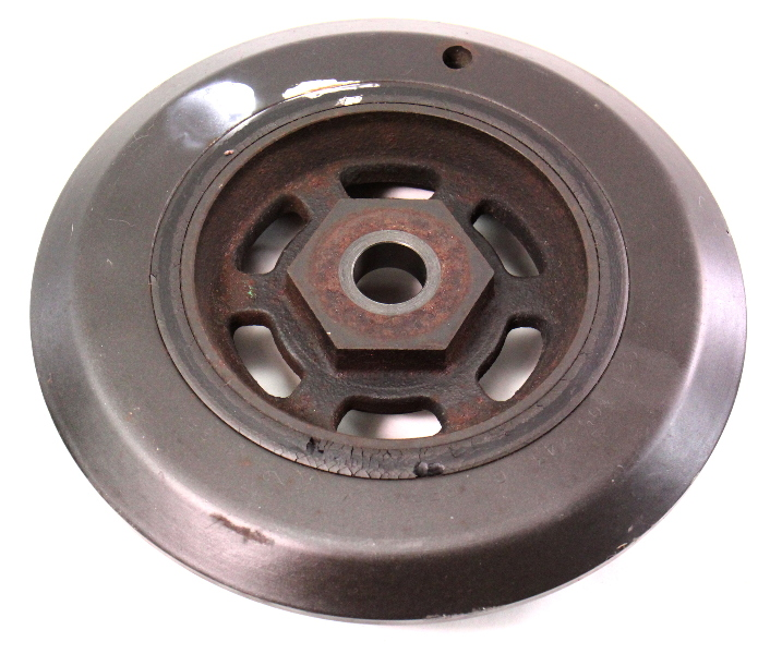 Crankshaft Crank Shaft Pulley Vr6 94-05 Vw Jetta Gti Mk3 Mk4