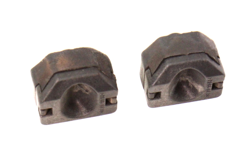 Upper Radiator Mount Bushings 95-97 VW Passat B4 - Genuine - 1HM 121 267