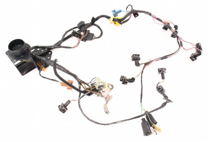 cp039956 obd1 vr6 engine wiring harness 93 95 vw jetta gti passat b4 corrado carparts4sale, inc products mk3 vr6 wiring harness at bayanpartner.co