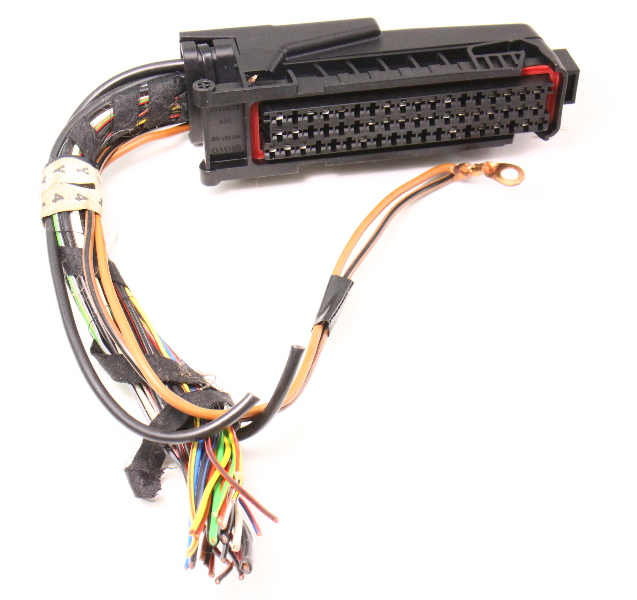 ABS Anti Lock Brakes Module Plug Wiring Pigtail 1995 VW Passat B4 - 357 907 497