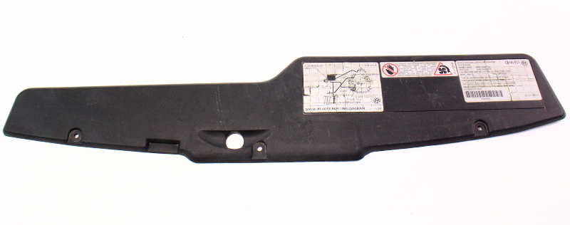 Radiator Engine Bay Cover Tool Tray 93