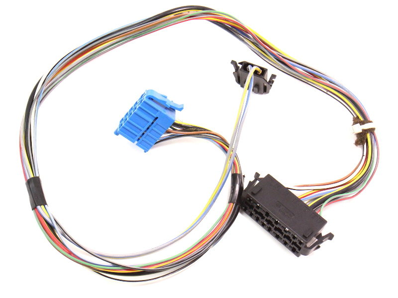 cp040016 headlight switch wiring harness vw jetta golf gti cabrio mk3 genuine headlight switch wiring harness vw jetta golf gti cabrio mk3 vw golf mk4 headlight harness at fashall.co